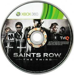 Game Disc | Saints Row: The Third Xbox 360