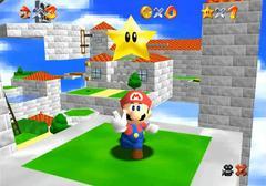 Screenshot | Super Mario 64 Nintendo 64