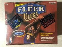 Retail Box Basketball Cards 1997 Ultra Prices