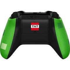 Back | Xbox One Minecraft Creeper Wireless Controller Xbox One