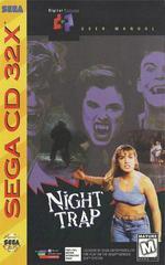 Night Trap - Manual | Night Trap Sega 32X