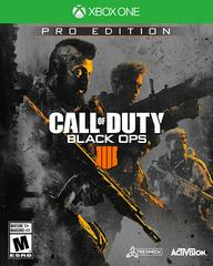 Call Of Duty Black Ops 4 [Pro Edition] Xbox One Prices