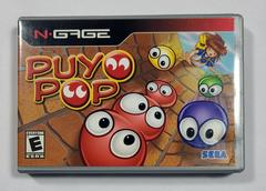 Front Cover | Puyo Pop N-Gage