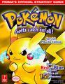 Pokemon Yellow [Prima] | Strategy Guide