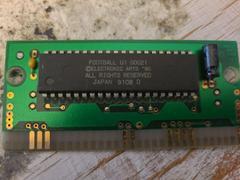 Circuit Board (Front)   John Madden Football Sega Genesis