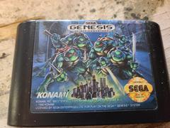 Cartridge (Front) | Teenage Mutant Ninja Turtles Hyperstone Heist Sega Genesis