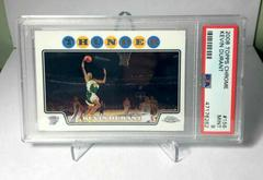 Kevin Durant Basketball Cards 2008 Topps Chrome Prices