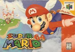 Front Cover | Super Mario 64 Nintendo 64