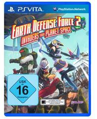 Earth Defense Force 2: Invaders From Planet Space PAL Playstation Vita Prices