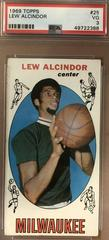 Lew Alcindor Basketball Cards 1969 Topps Prices