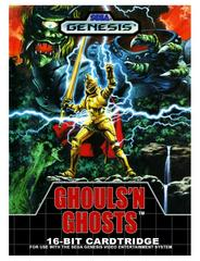 Ghouls 'N Ghosts Sega Genesis Prices