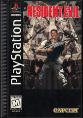 Front Cover   Resident Evil [Long Box] Playstation