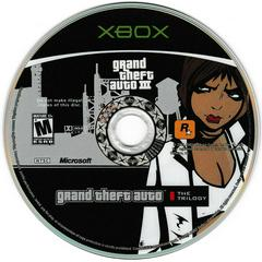 Game Disc - GTA III | Grand Theft Auto Trilogy Xbox
