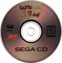 Earthworm Jim: Special Edition - Disc | Earthworm Jim: Special Edition Sega CD