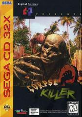 Corpse Killer - Front | Corpse Killer Sega 32X