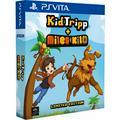 Kid Tripp + Miles & Kilo Collection [Limited Edition] | Playstation Vita
