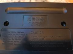 Cartridge (Reverse) | Sonic the Hedgehog 3 Sega Genesis