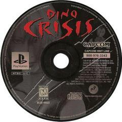 Disc | Dino Crisis Playstation