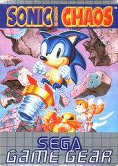 Sonic Chaos PAL Sega Game Gear Prices