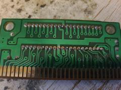Circuit Board (Reverse) | The Ren and Stimpy Show Stimpy's Invention Sega Genesis