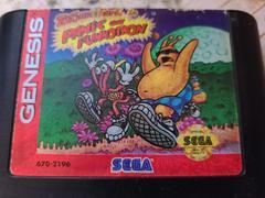 Cartridge (Front)   ToeJam and Earl in Panic on Funkotron Sega Genesis