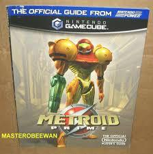 Metroid Prime Player's Guide Strategy Guide Prices