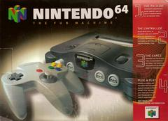 Front Cover | Nintendo 64 System Nintendo 64