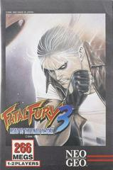Fatal Fury 3 Neo Geo AES Prices