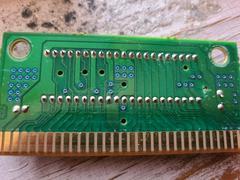 Circuit Board (Reverse) | Zombies Ate My Neighbors Sega Genesis