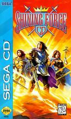 Shining Force CD - Front / Manual | Shining Force CD Sega CD