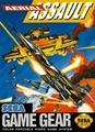 Aerial Assault | Sega Game Gear