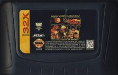 WWF Raw - Cartridge | WWF Raw Sega 32X