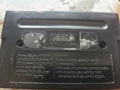 Cartridge (Reverse)   Battletoads Sega Genesis