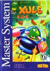 TEC TOY Version  | Astro Warrior Sega Master System