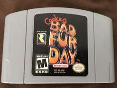 Cartridge | Conker's Bad Fur Day Nintendo 64