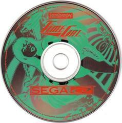 Time Gal - Disc | Time Gal Sega CD