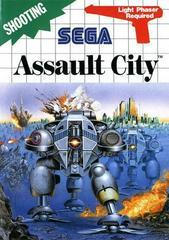 Assault City PAL Sega Master System Prices