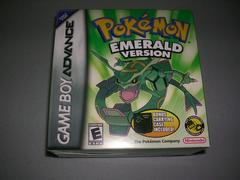 Pokemon Emerald [Case Bundle] GameBoy Advance Prices