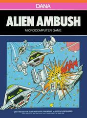 Alien Ambush Atari 400 Prices