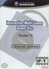 Interactive Multi-Game Demo Disc Version 13 Gamecube Prices