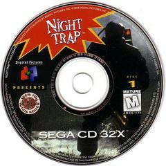 Night Trap - Disc 1 | Night Trap Sega 32X