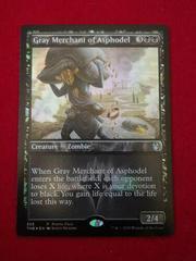 Gray Merchant of Asphodel [Promo Foil] Magic Theros Beyond Death Prices