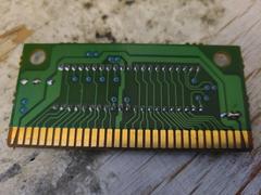 Circuit Board (Reverse) | The Punisher Sega Genesis