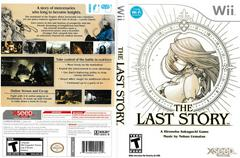Artwork - Back, Front | The Last Story Wii