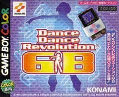 Dance Dance Revolution GB JP GameBoy Color Prices