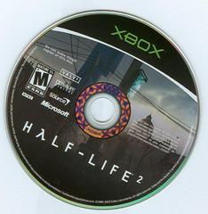 Disc | Half-Life 2 Xbox