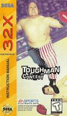 Toughman Contest - Manual | Toughman Contest Sega 32X