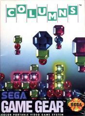 Front Cover | Columns Sega Game Gear