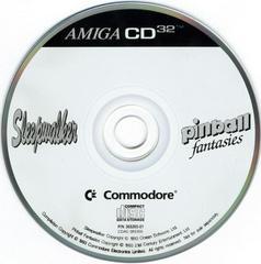 Sleepwalker & Pinball Fantasies [Not For Resale] Amiga CD32 Prices