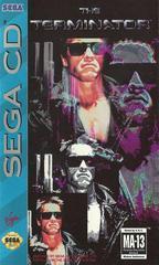 The Terminator - Front | Terminator Sega CD
